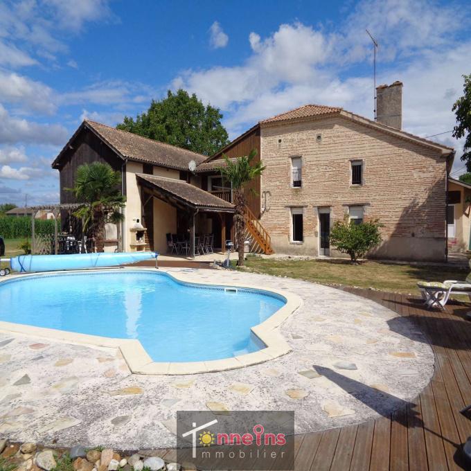 Offres de vente Maison Lagruère (47400)