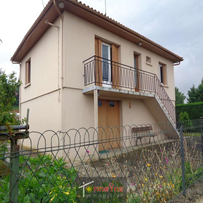 Offres de vente Maison Buzet sur baize (47160)